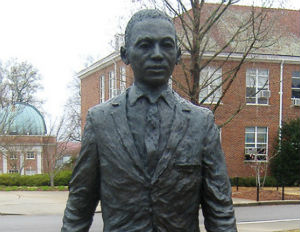 Mississippi Student Indicted for Hanging Noose on Iconic Statue of James Meredith