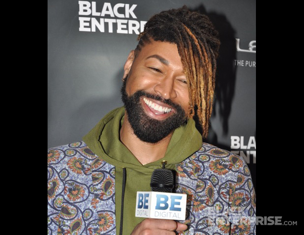 """Ty Hunter, stylist to the incomparable Beyonce, knows that humor is a big part of """"The Good Life."""""""