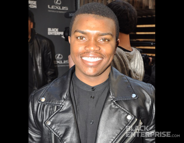 Notorious actor Marc John Jefferies was a second-time guest this year, celebrating with Black Enterprise and Lexus.