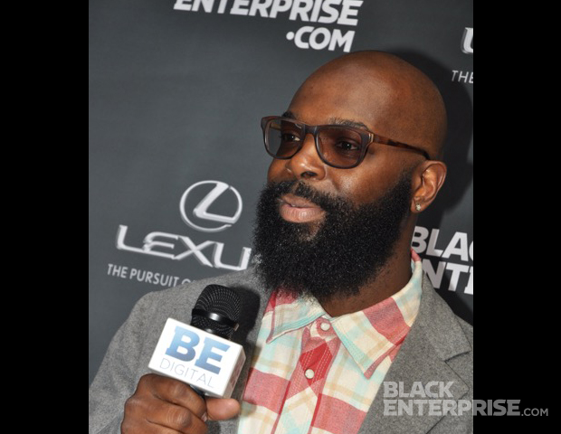 """Entertainment executive  Lenny the Barber talks """"The Good Life"""" with BE Digital."""