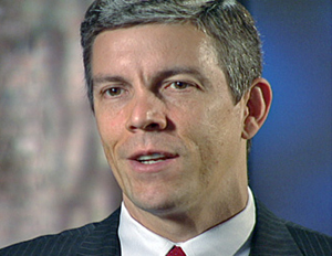 Arne Duncan Proposes Investing in Education, Not Prisons