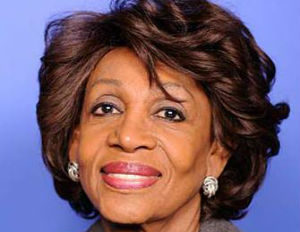 (Image: Office of Congresswoman Maxine Waters)