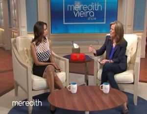[WATCH] Meredith Vieira Schools Stacey Dash For Calling Gender Wage Gap 'An Excuse'