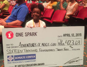 7-Year-Old Natalie McGriff Wins $16,000 for Comic Book About Natural Hair