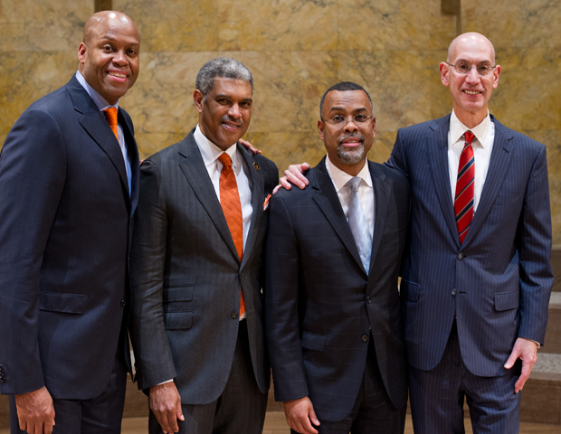 Princeton University Launches Lecture Series on Sports, Race and Society