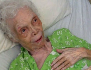 [VIDEO] Alice Barker, 102, Reacts to Watching Her Younger Self Perform