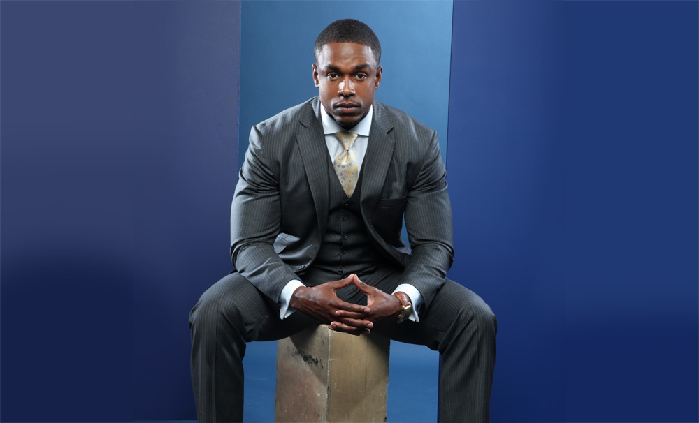 "BE Modern Man: Meet ""The Investment Consultant"" Bilal S. Little"