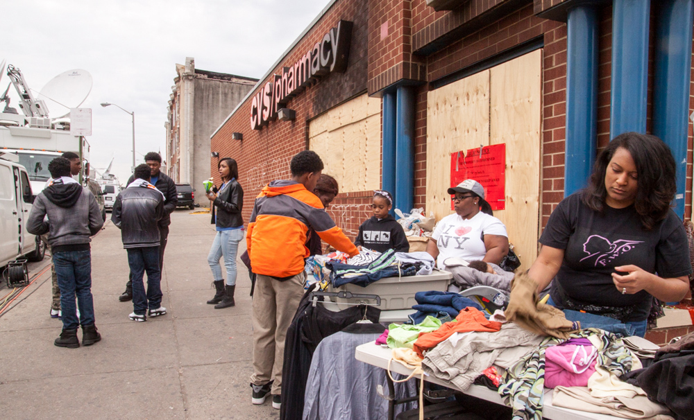 Baltimore Businesses Scrambling For Safety Now Ready To Rebuild