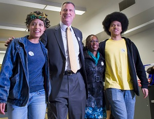 NYC Mayor Secures $3.2 Million for Youth Employment Center
