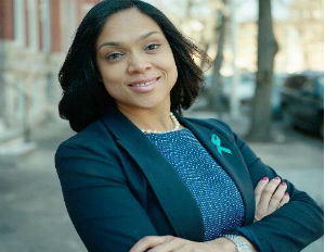 Image: Baltimore City's State Attorney Marilyn Mosby (Twitter)
