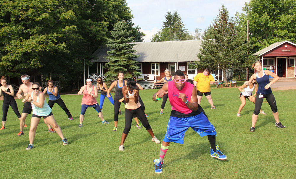 Fitness Trainer and Entrepreneur Creates New Dance Class 'Kerboomka'