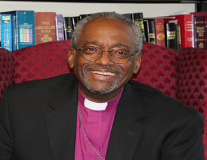 Image: Bishop Michael Curry (dionc.org)