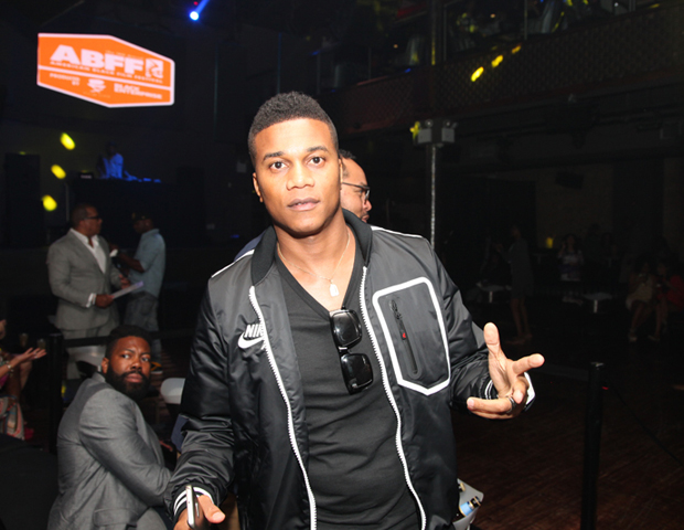 Cory Hardrict, who stars in the upcoming movie November Criminals, took some time to hang out with ABFF.