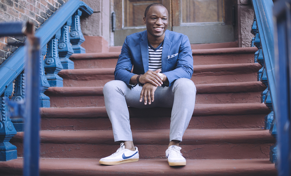 "BE Modern Man: Meet ""The Sole Man"" Emeka Anen"