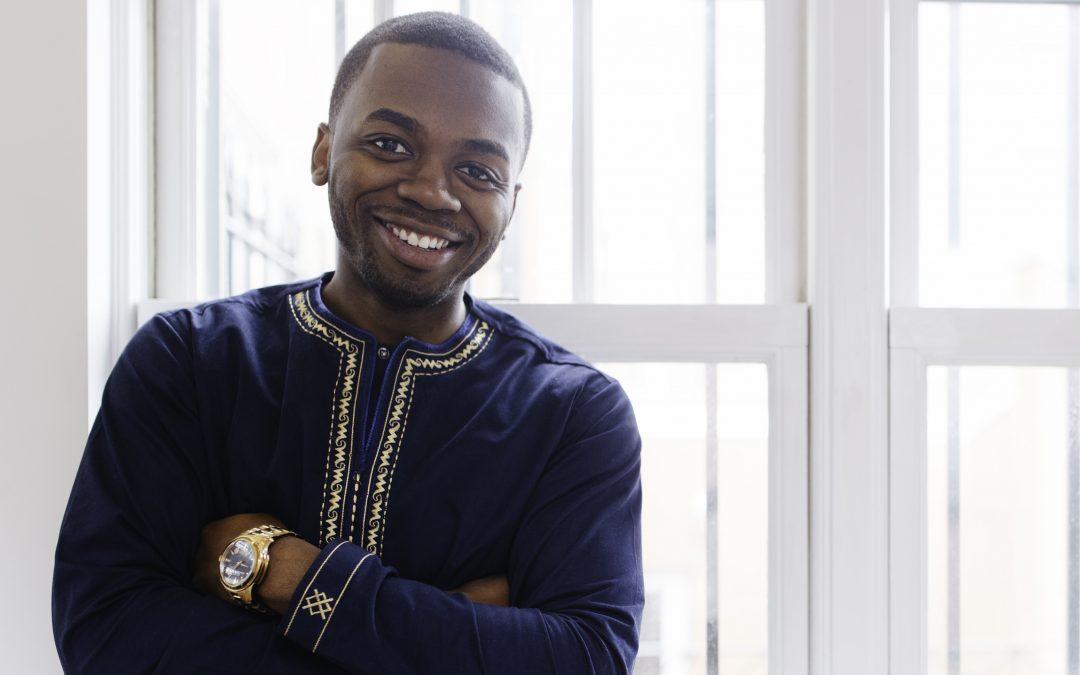BE Modern Man: Meet Global Entrepreneur Terry Oppong