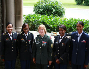 Women Veterans ROCK! Hosts Women Veterans Summer Leadership Retreat in Philadelphia