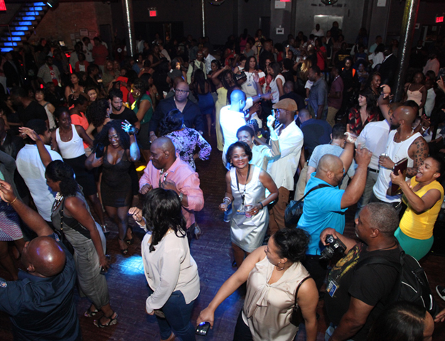 ABFF attendees enjoyed the vibe and danced long into the night.