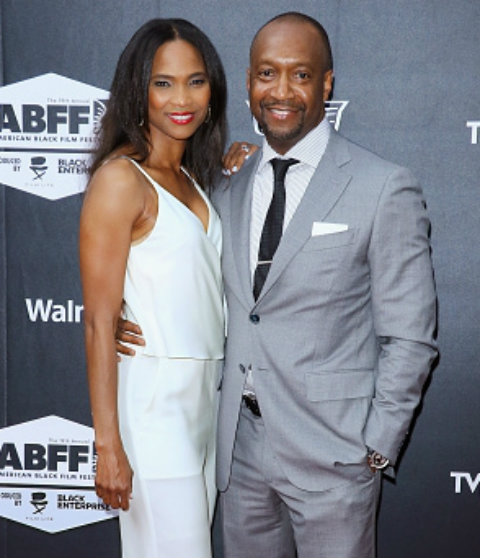ABFF's red carpet event Thursday evening was a veritable who's who in black film and television. Here is some of the talent in front of and behind the scenes of your favorite shows and movies.