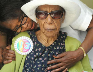 [WATCH] 115-Year-Old Woman is 'World's Oldest Person'