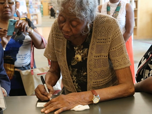 92-yr-old receives library card_newsobserver.com-2