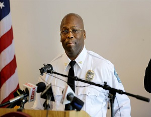 Ferguson Officials Hire Black Interim Police Chief