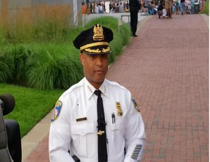 Baltimore Police Commissioner Anthony Batts (Twitter)