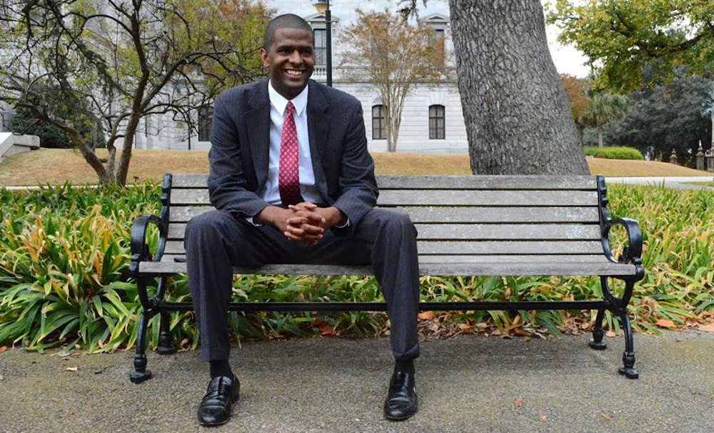 "BE Modern Man: Meet ""The Change Agent"" Bakari Sellers"