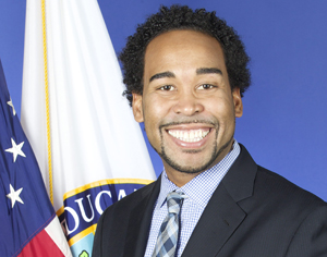 David Johns, Executive Director of the White House Initiative on Educational Excellence for African Americans