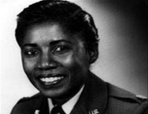1st Lt. Nancy C. Leftenant (Image: www.womensmemorial.org)