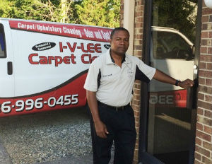 Vincent Lee Builds Successful Carpet Cleaning Business From the Ground Floor