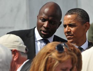 Reggie Love: Career Lessons I Learned as President Obama's Assistant