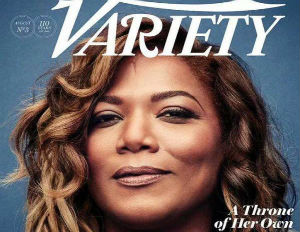 Queen Latifah Lands 'Variety Magazine' Cover