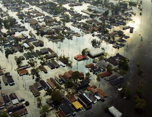 What Hurricane Katrina Can Teach Us About Insurance and Credit Card Debt