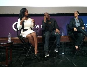 Uzo Aduba, Dascha Polanco, and Tituss Burgess Discuss the Diversity Power of Non-Network Shows