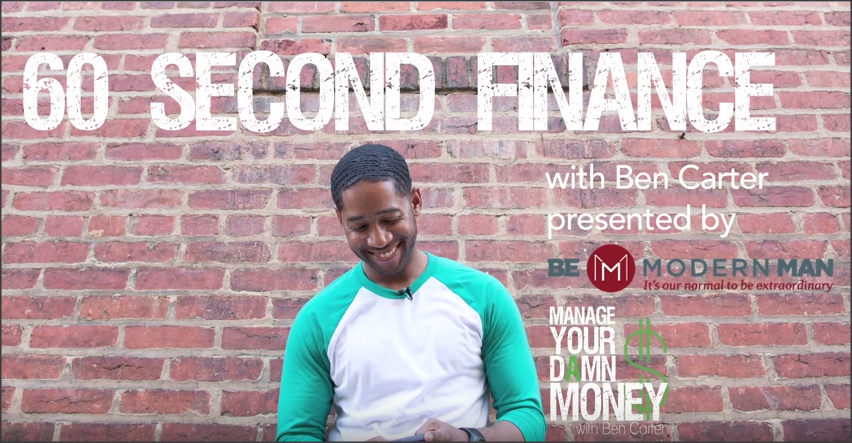 [60 Second Finance] Small Business Budgeting