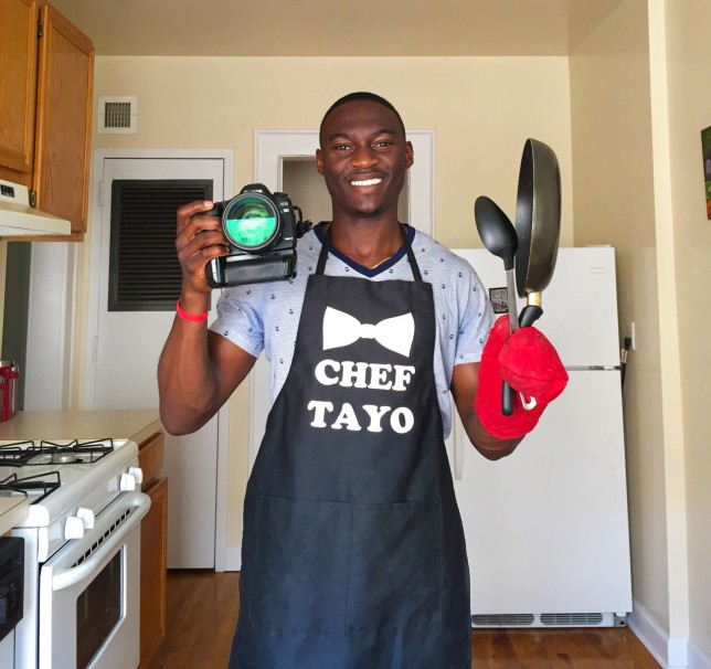 [Passion to Purpose]: Tayo Ola, Photographer & Chef