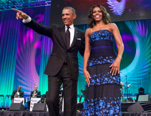 [WATCH] President Obama Closes Out CBC Week With Rousing Speech Honoring Black Women