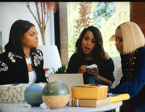 Kerry, Mary, and Taraji Shine In Cool Music Commercial