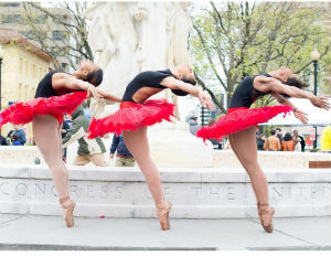 [WATCH] In Honor of World Ballet Day, Celebrate 'Brown Girls Do Ballet'