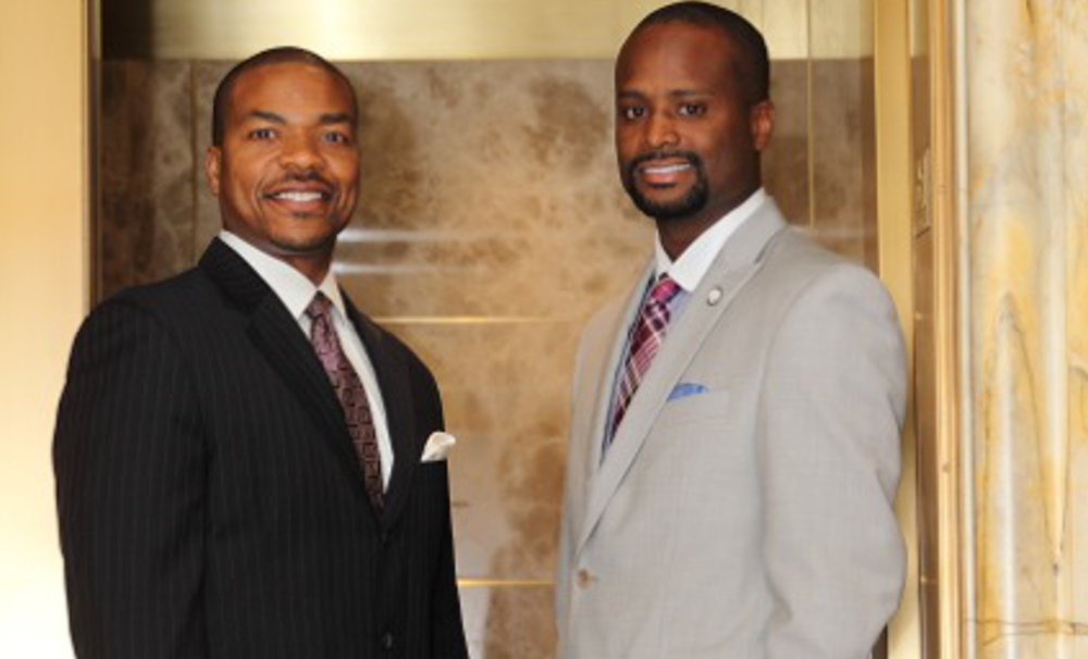 [Leaders in Law] Meet Donte Mills and Lennon Edwards