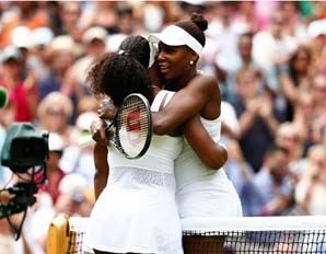 Williams' Sister Love: The Life of Sibling Tennis Prodigies