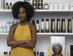 Lawyer Turned Entrepreneur Opens Beauty Boutique for Women of All Skin Tones