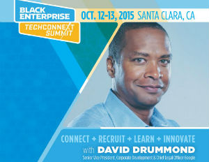 [TechConneXt Summit] David Drummond Talks Tech