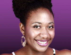 headshot of Gwen Jimmere, founder of Naturalicious
