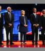 On Tuesday night, the five contenders for the Democratic presidential nomination assembled in Las Vegas, NV, for their first debate of the primary season. Moderated by Anderson Cooper, the debate not only gave the candidates a nationally-televised opportunity to present their policies and positions, but also allowed them the opportunity to accomplish their individual strategic objectives.