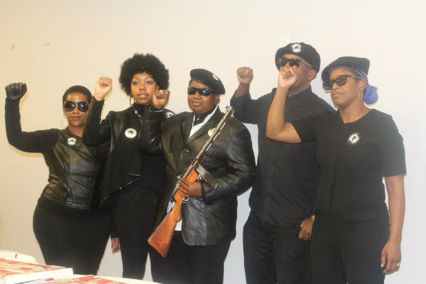 Black Panther Movement Costumes