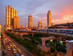 Bangkok skytrain (Image: wikimedia.org)