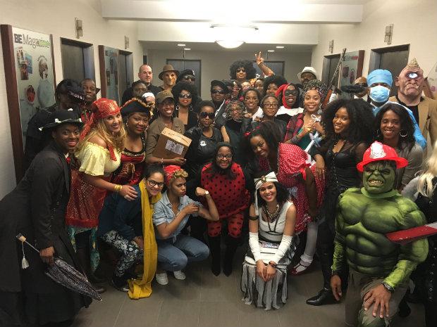Halloween Eve 2016 at Black Enterprise