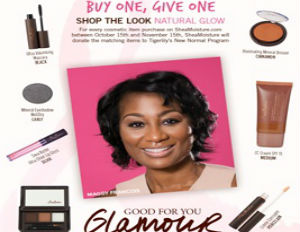 SheaMoisture's 'Good For You Glamour' Campaign Spotlights Breast Cancer Survivors