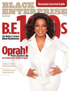 45 Great Moments in Black Business – No. 22: Oprah Winfrey's Becomes First Black Woman Billionaire